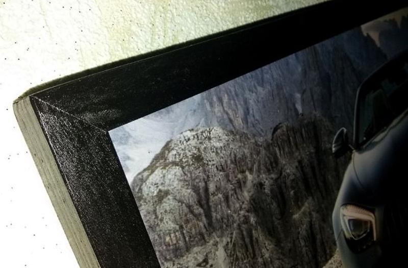 Картина Mercedes AMG GT подарок мужчине папе на День Рождения - Фото 6