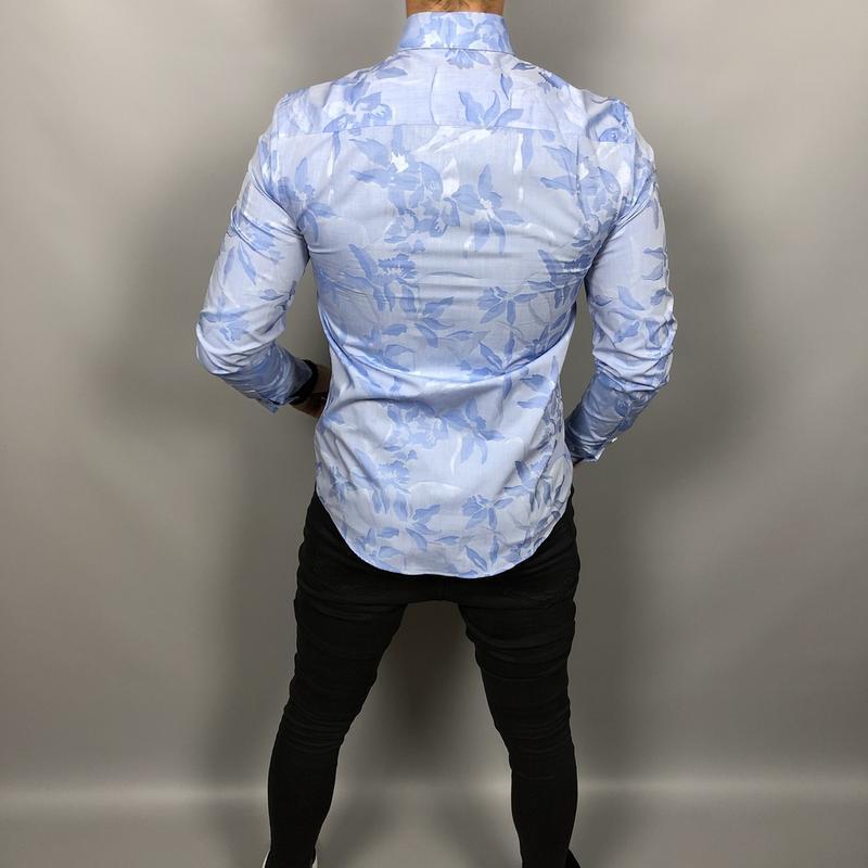 Мужская рубашка от river island (#1r83) - Фото 2
