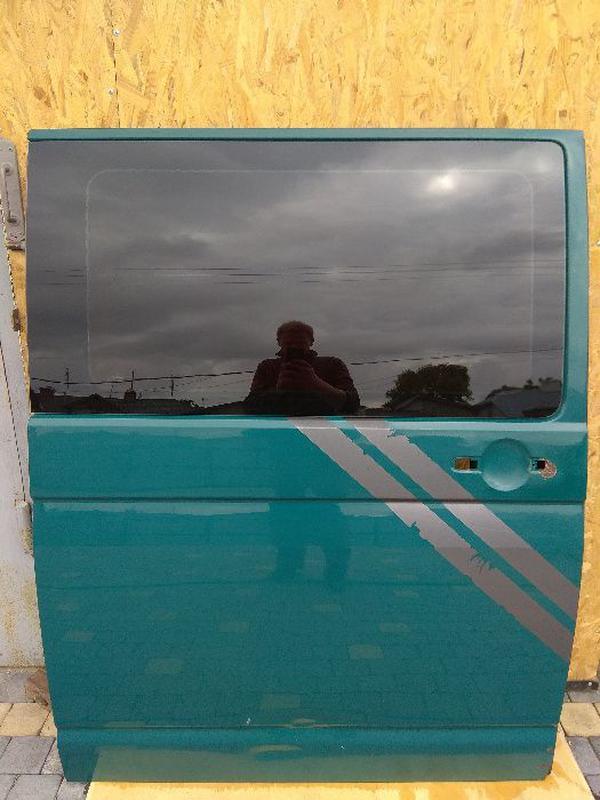 дверь сдвижная транспортер т5
