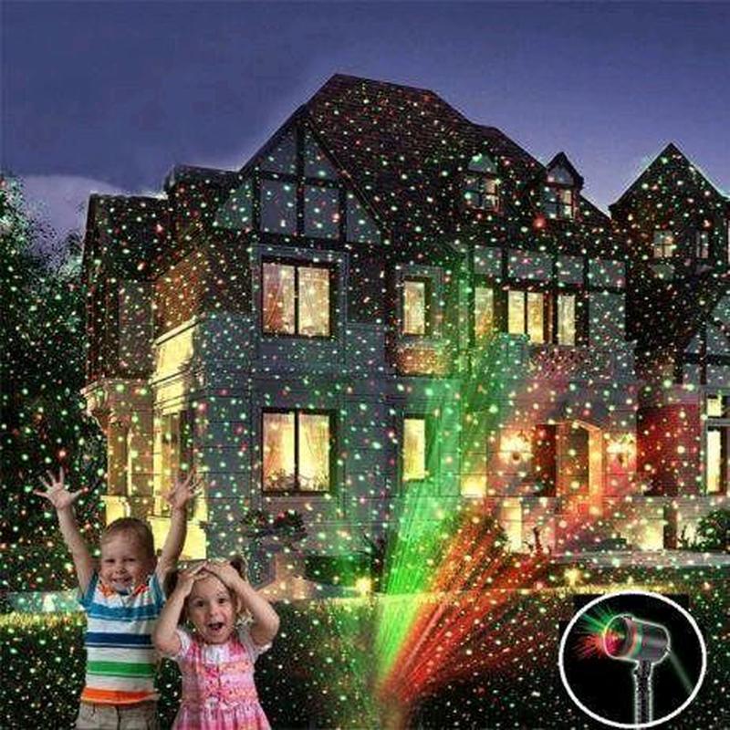 Лазерная установка Laser Star Shower Light + cassete 8003