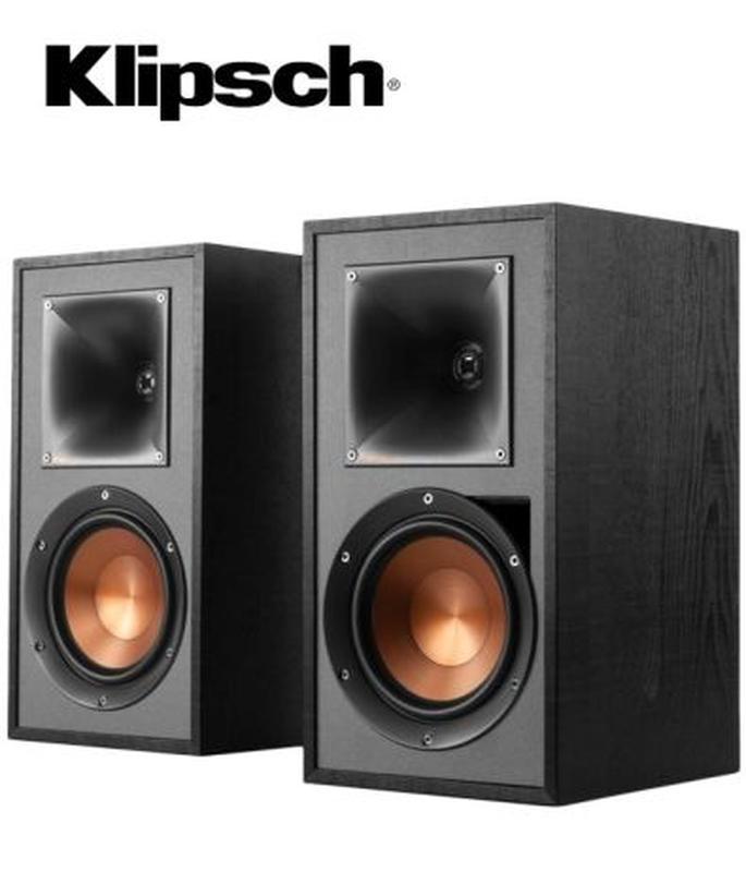 Активная полочная акустика Klipsch R-41PM EU/51PM/28PF/26PF