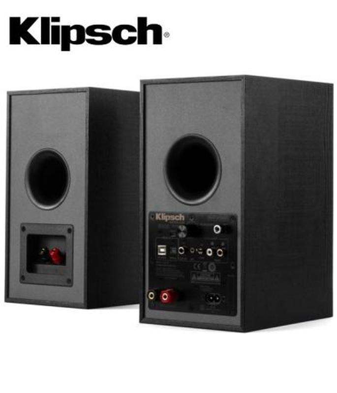 Активная полочная акустика Klipsch R-41PM EU/51PM/28PF/26PF - Фото 5