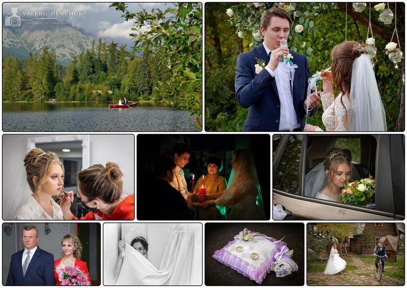 Свадебный фотограф и видеограф 2в1 до 30мин = 500грн, от 1ч = 700 - Фото 2