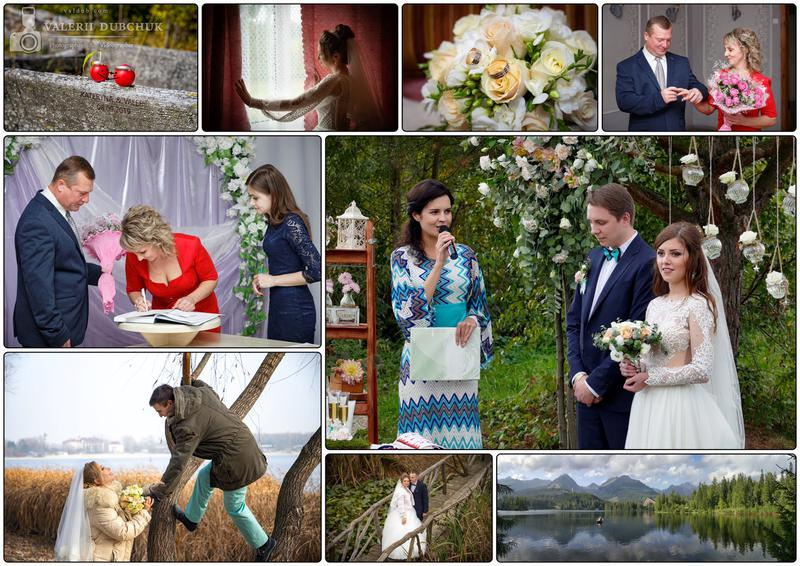 Свадебный фотограф и видеограф 2в1 до 30мин = 500грн, от 1ч = 700