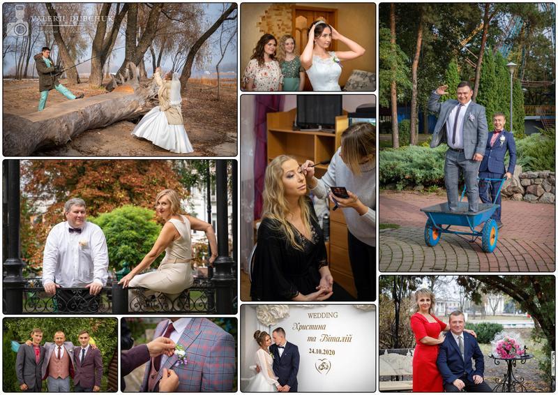 Свадебный фотограф и видеограф 2в1 до 30мин = 500грн, от 1ч = 700 - Фото 4