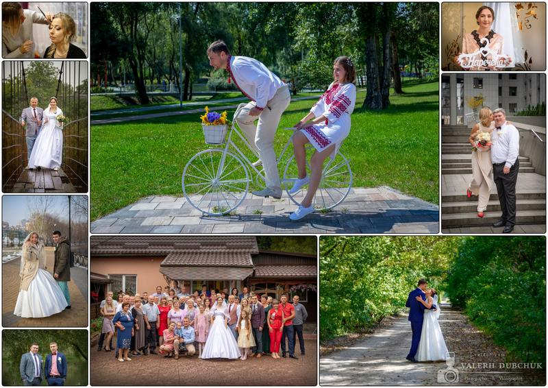 Свадебный фотограф и видеограф 2в1 до 30мин = 500грн, от 1ч = 700 - Фото 8