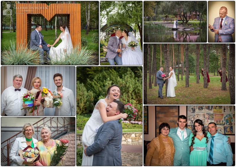 Свадебный фотограф и видеограф 2в1 до 30мин = 500грн, от 1ч = 700 - Фото 6