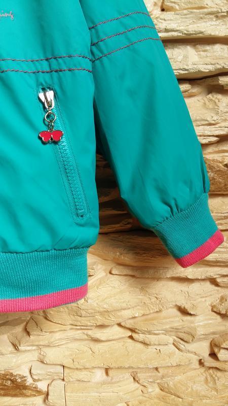 Демисезонная курточка/ветровка ativo (португалия) на 2 годика ... - Фото 4