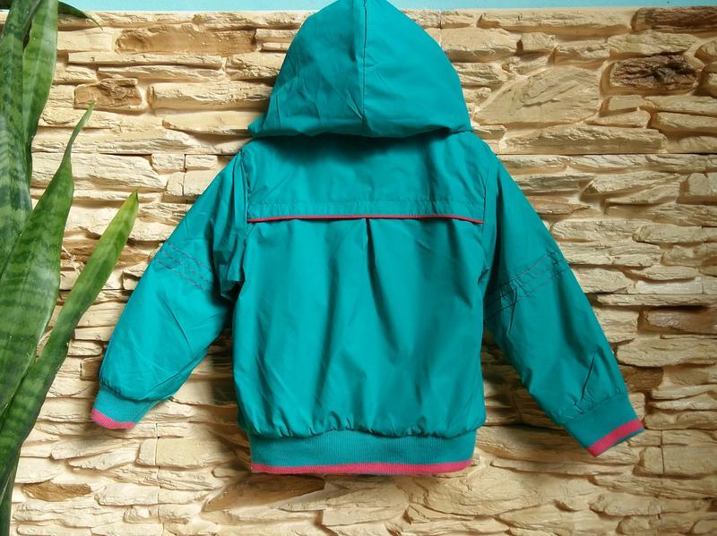 Демисезонная курточка/ветровка ativo (португалия) на 2 годика ... - Фото 6