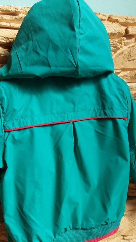Демисезонная курточка/ветровка ativo (португалия) на 2 годика ... - Фото 7
