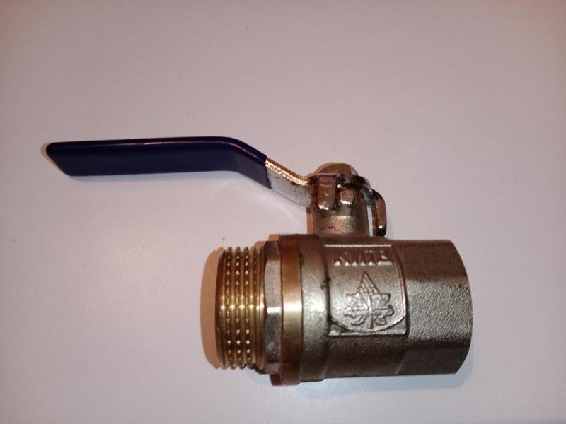 Шаровой кран . Шаровой кран вода газ .