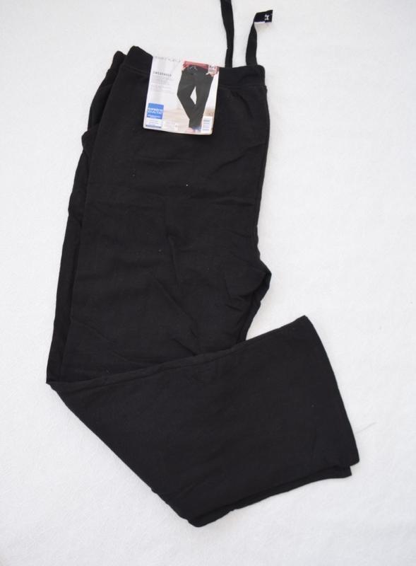 Утепленные спортивные штаны с начесом xxl 52/54