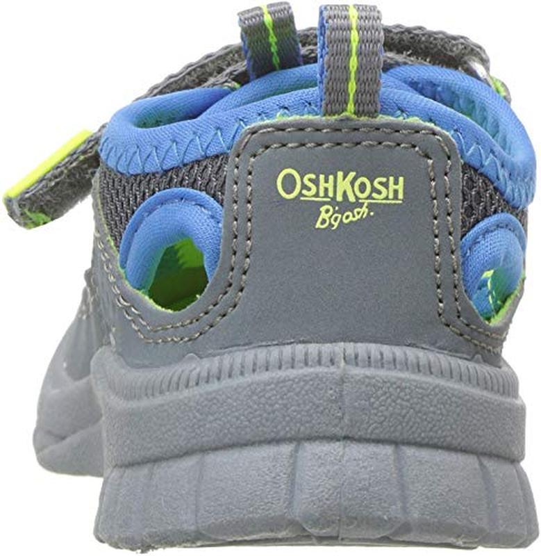 Сандалии босоножки детские закрытые oshkosh - Фото 3