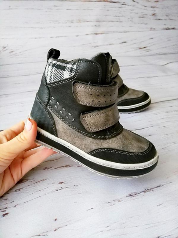 Ботинки для мальчиков clibee  !!!последняя пара!!!