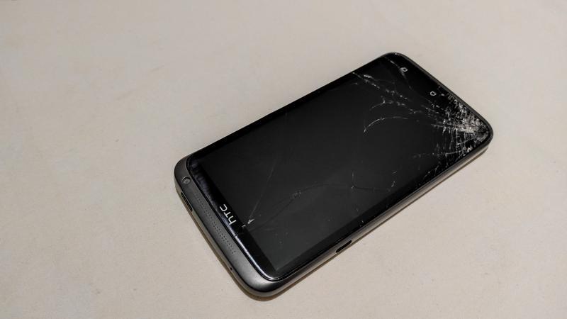 Смартфон HTC One X  Неробочий