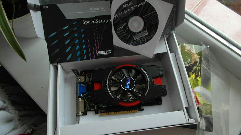Asus GT440 DDR5 1GB 128bit - Фото 2