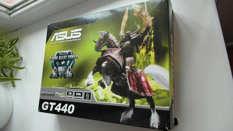 Asus GT440 DDR5 1GB 128bit - Фото 7
