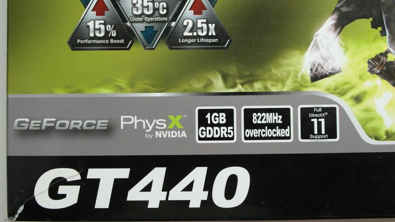 Asus GT440 DDR5 1GB 128bit - Фото 12
