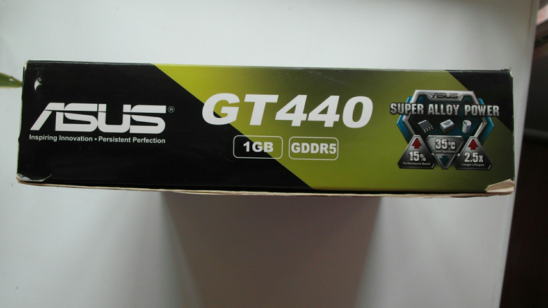 Asus GT440 DDR5 1GB 128bit - Фото 14