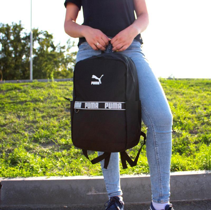 Рюкзак puma оригинал черный (есть розовый)