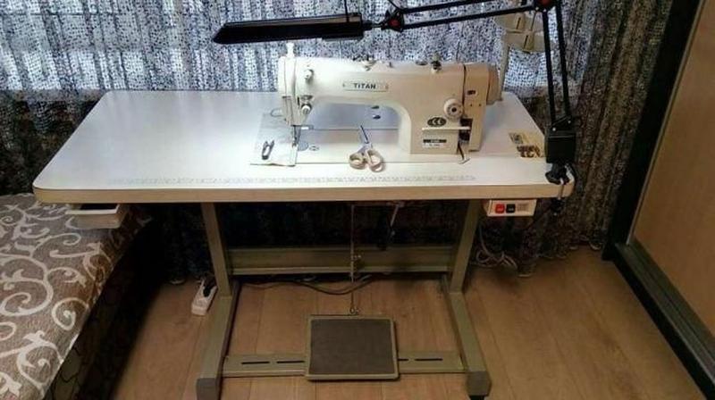 Промышленная швейная машина Titan tl 960