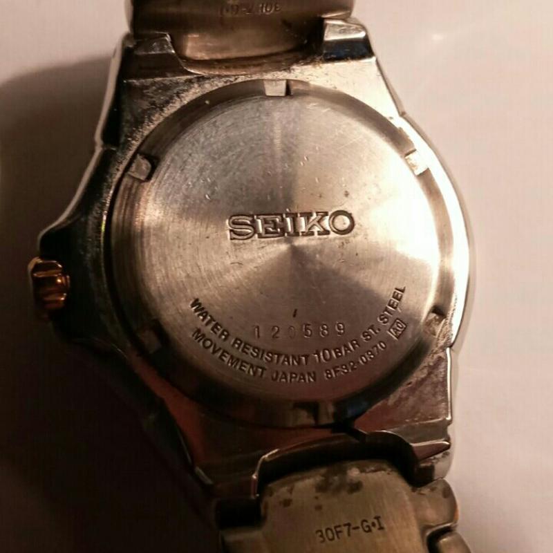 Наручные часы seiko - Фото 2