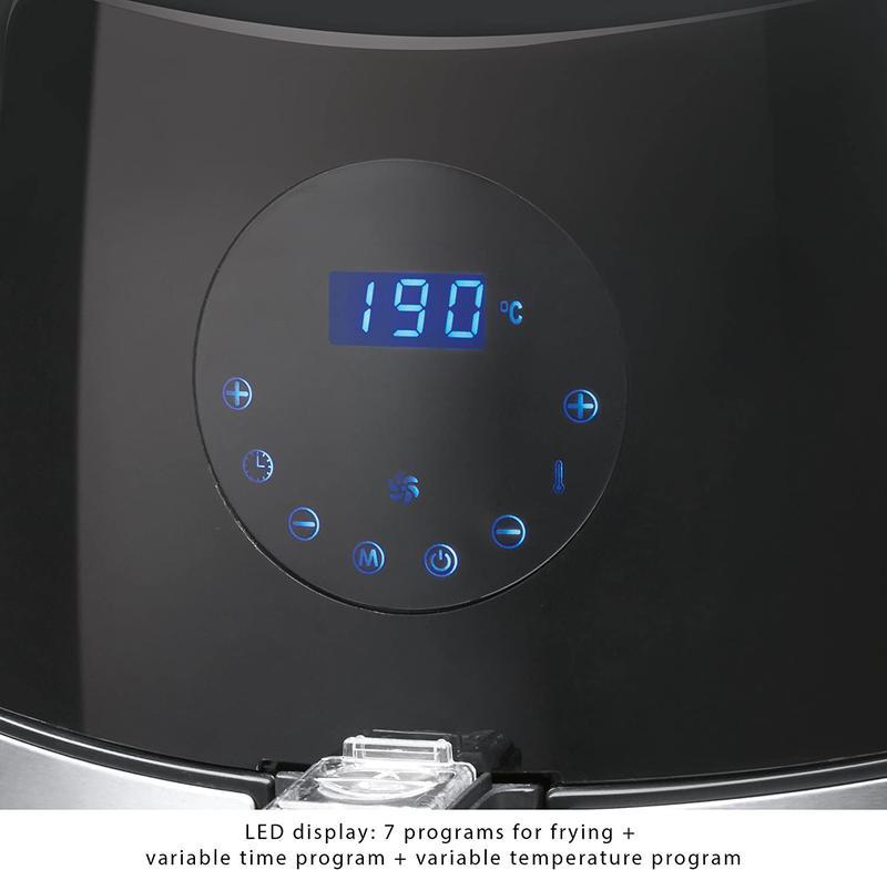 Фритюрница (Мультипечь) Profi Cook PC-FR 1147 H - Фото 5