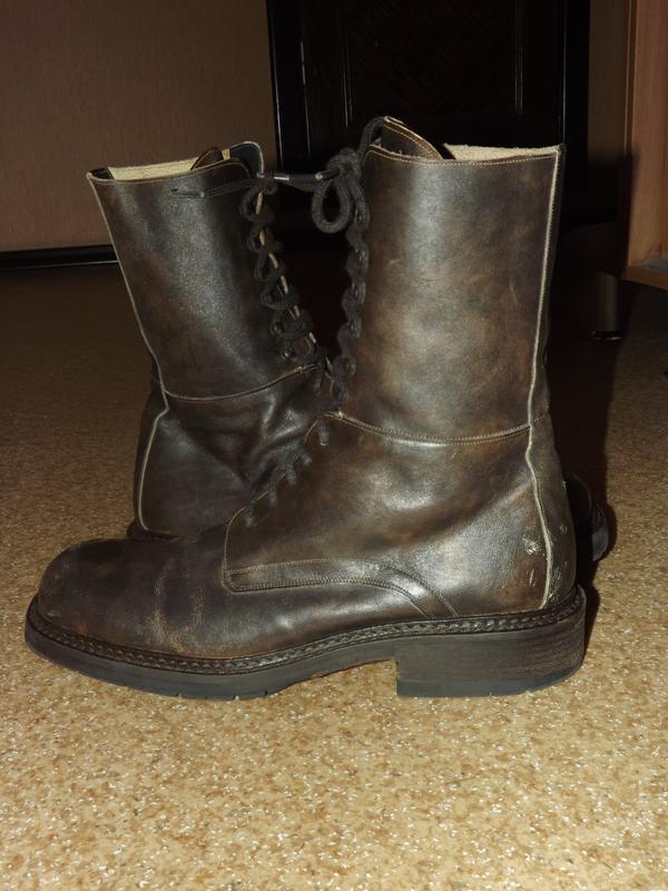 Ботинки zeus ( италия)