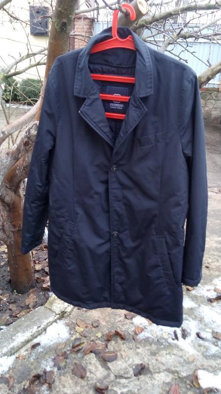 Удлиненная куртка бренд