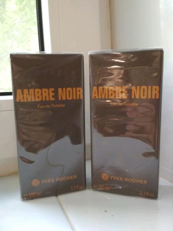 Туалетная вода Ambre Noir Амбре Ноир Чёрная Амбра 100 мл