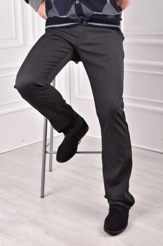 Штаны мужские. брюки зимние. штаны с начесом