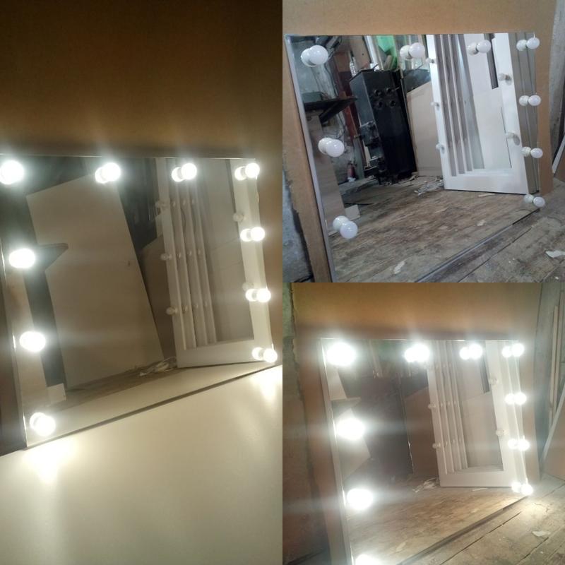 Зеркало без рамы с подсветкой - Фото 2