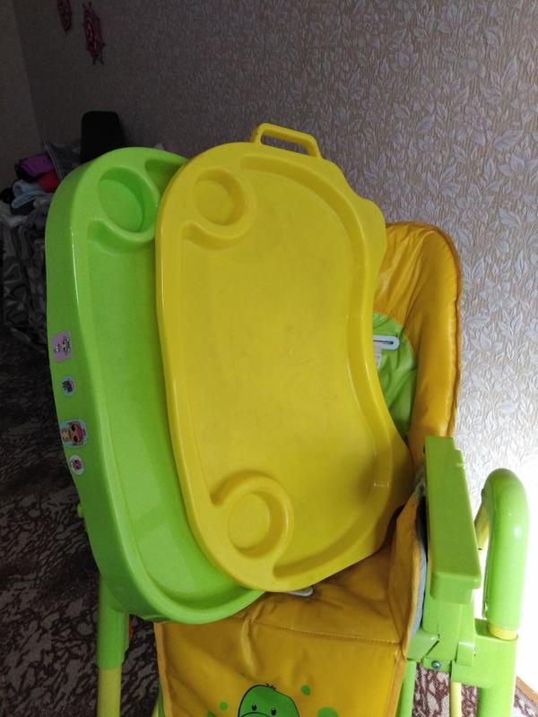 Детский стульчик для кормления - Фото 6