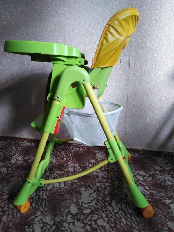 Детский стульчик для кормления - Фото 5