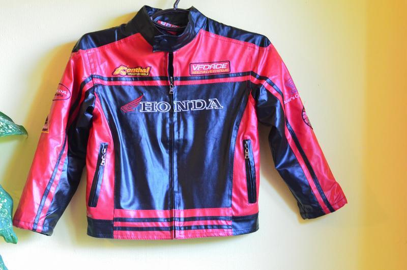 П куртка гонщика идеальное состояние
