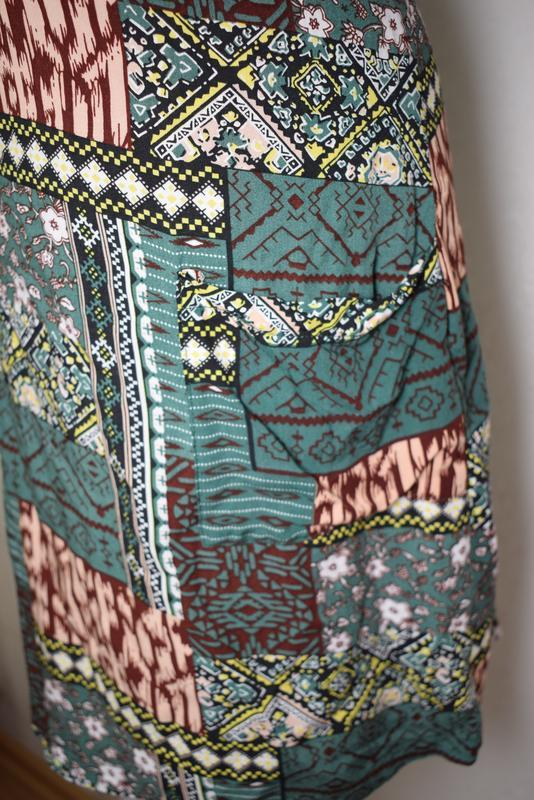 Летнее платье с натуральной ткани izabel london, вискоза - Фото 6