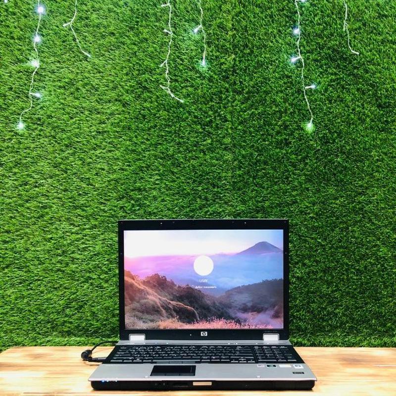 Ноутбук Hp EliteBook 8730B core 2 duo t9600/3/500 без АКБ