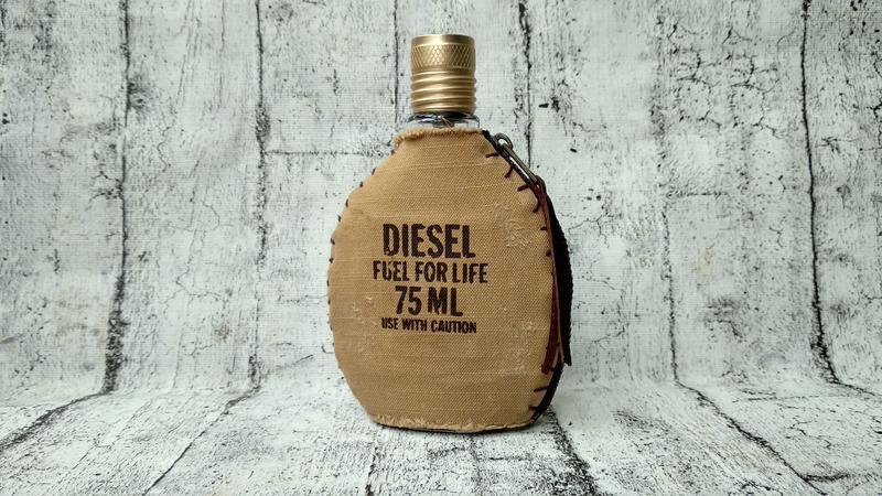 Мужская туалетная вода diesel fuel for life man 75ml made in f...