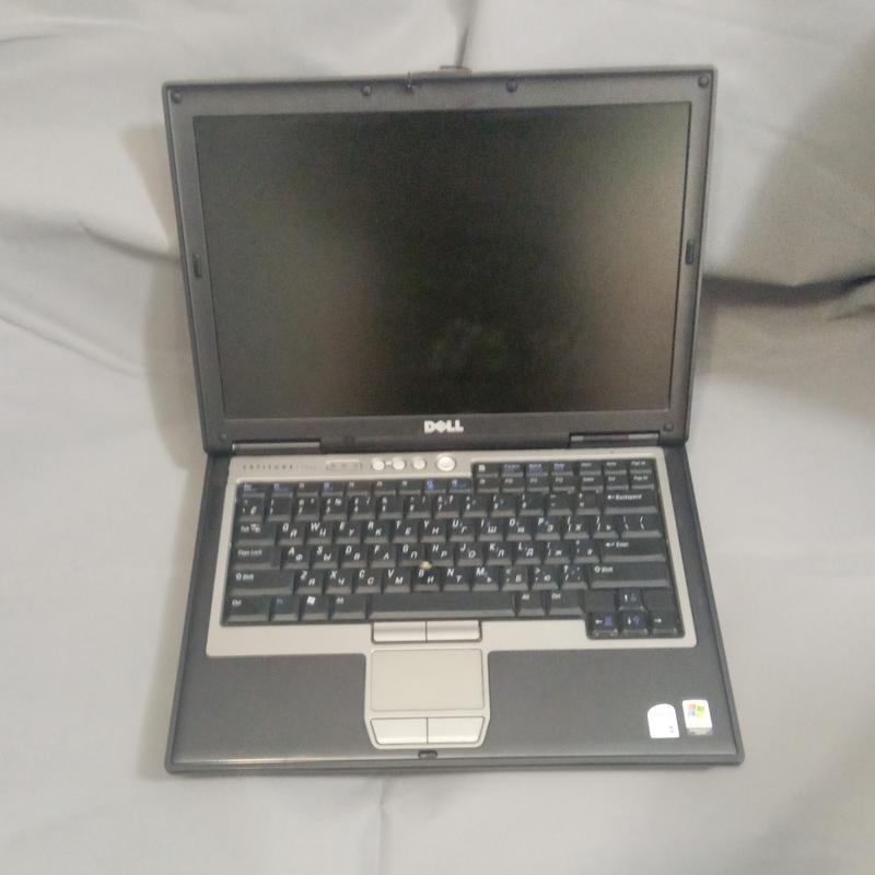Ноутбук Dell Latitude D620 [4gb/Core Duo T7200/HDD 250gb]