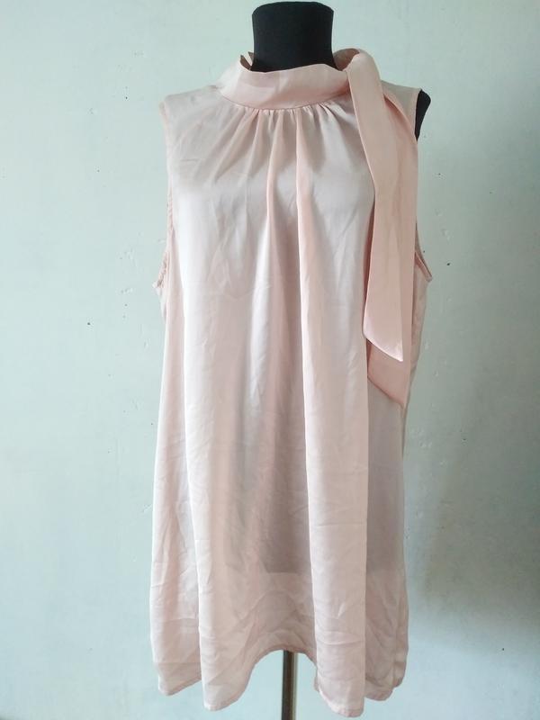 Платье туника блузка невесомое