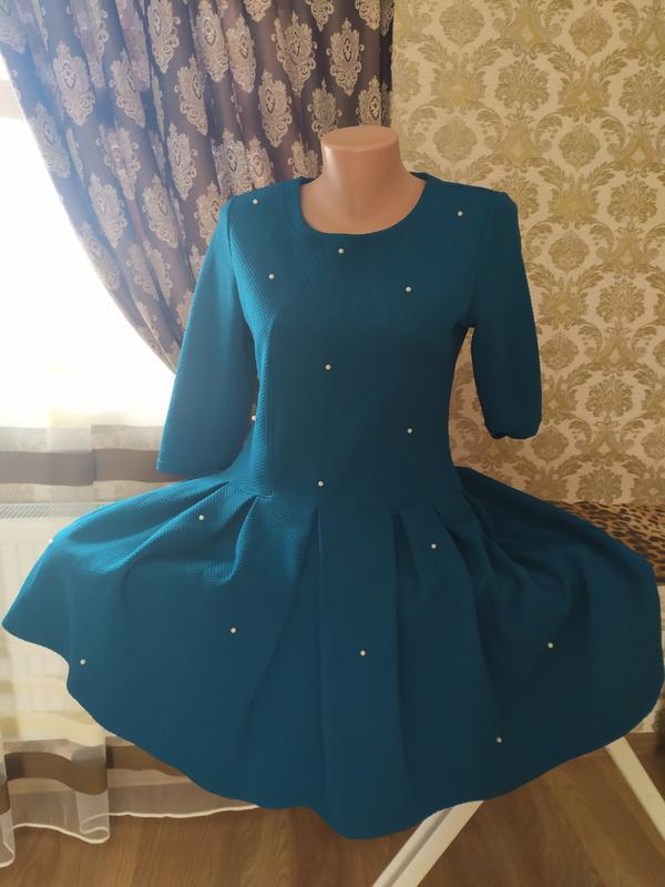 Шикарное платье фирмы valerystyle 38й размер