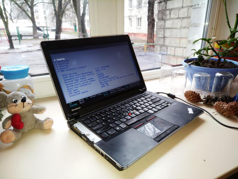 Ноутбук Lenovo ThinkPad Edge 14 (14