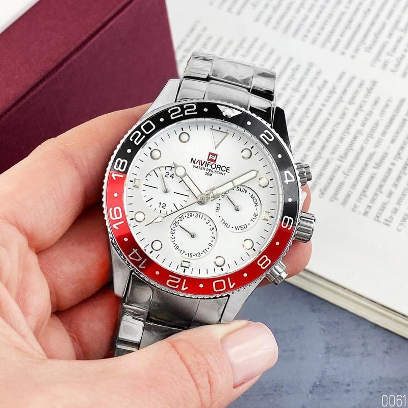 Мужские часы наручные navi (морские часы) - Фото 3