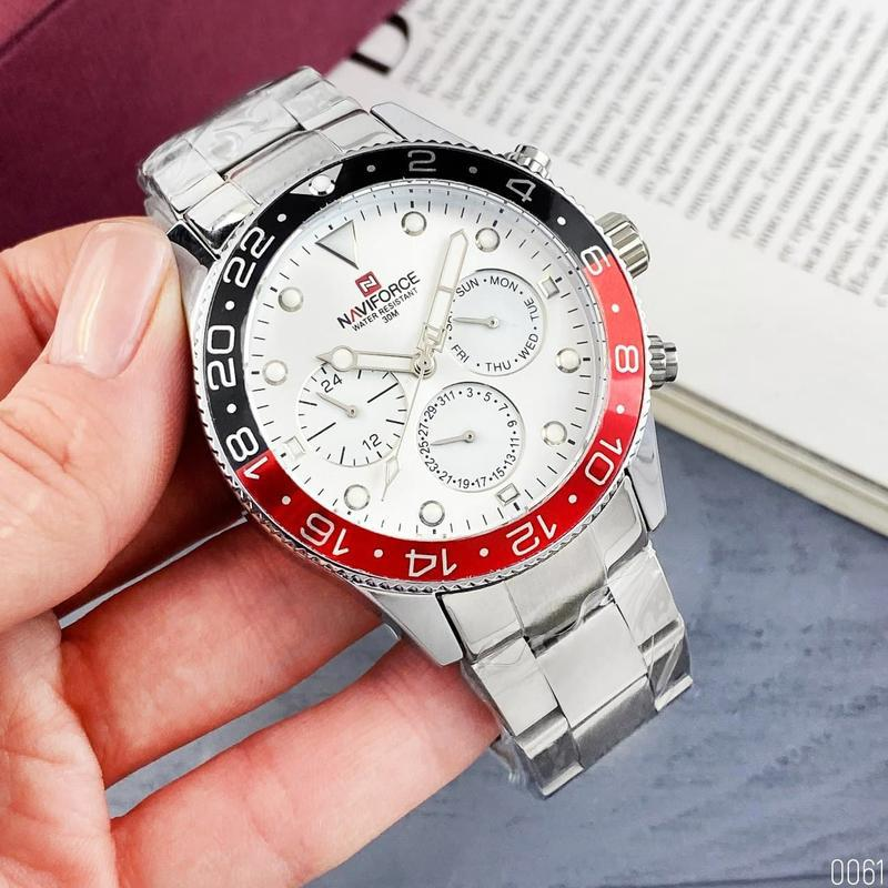 Мужские часы наручные navi (морские часы) - Фото 8