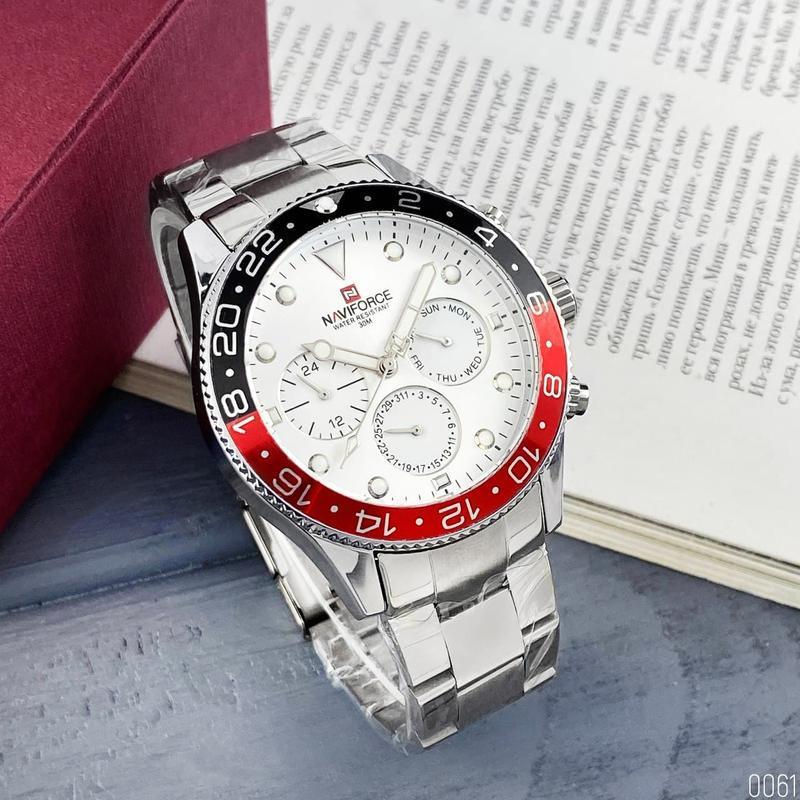 Мужские часы наручные navi (морские часы) - Фото 10