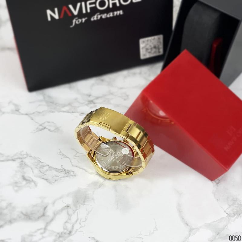 Мужские наручные часы naviforce - Фото 4