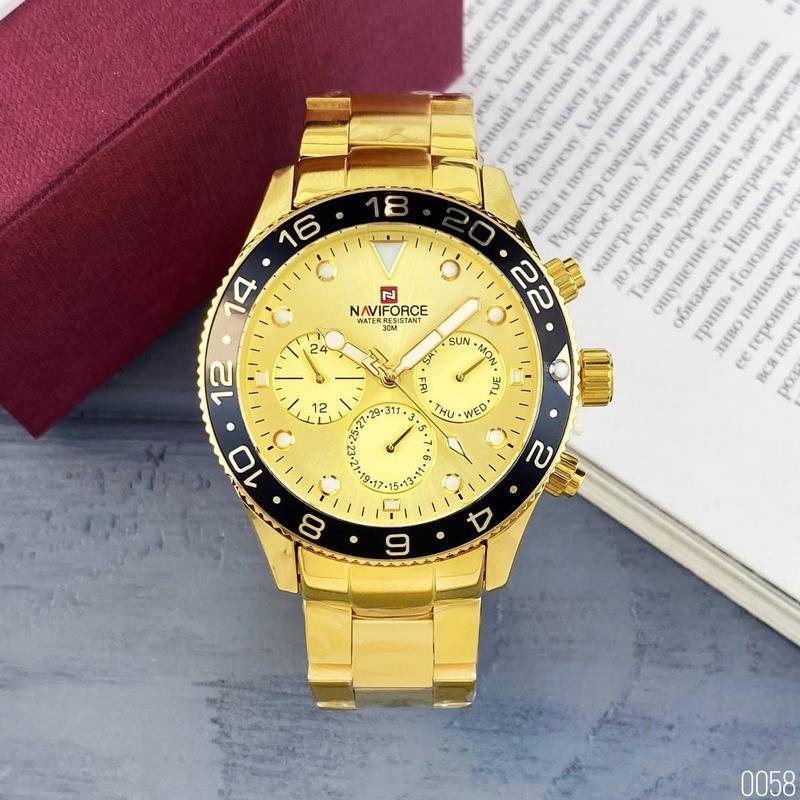 Мужские наручные часы naviforce - Фото 6