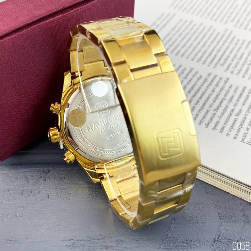 Мужские наручные часы naviforce - Фото 7