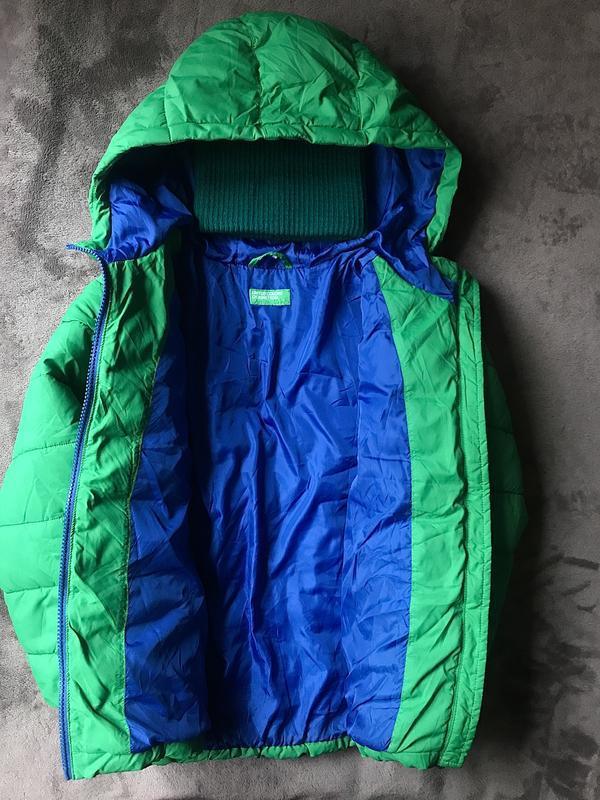 Дутая тёплая куртка курточка оригинал холодная осень зима