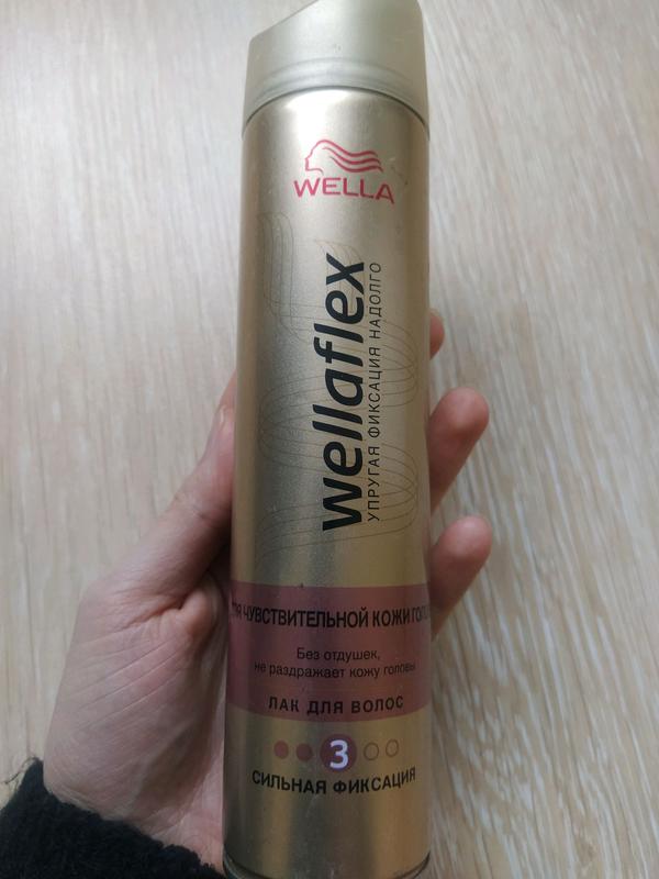 Лак для волосся, лак для волос wellaflex